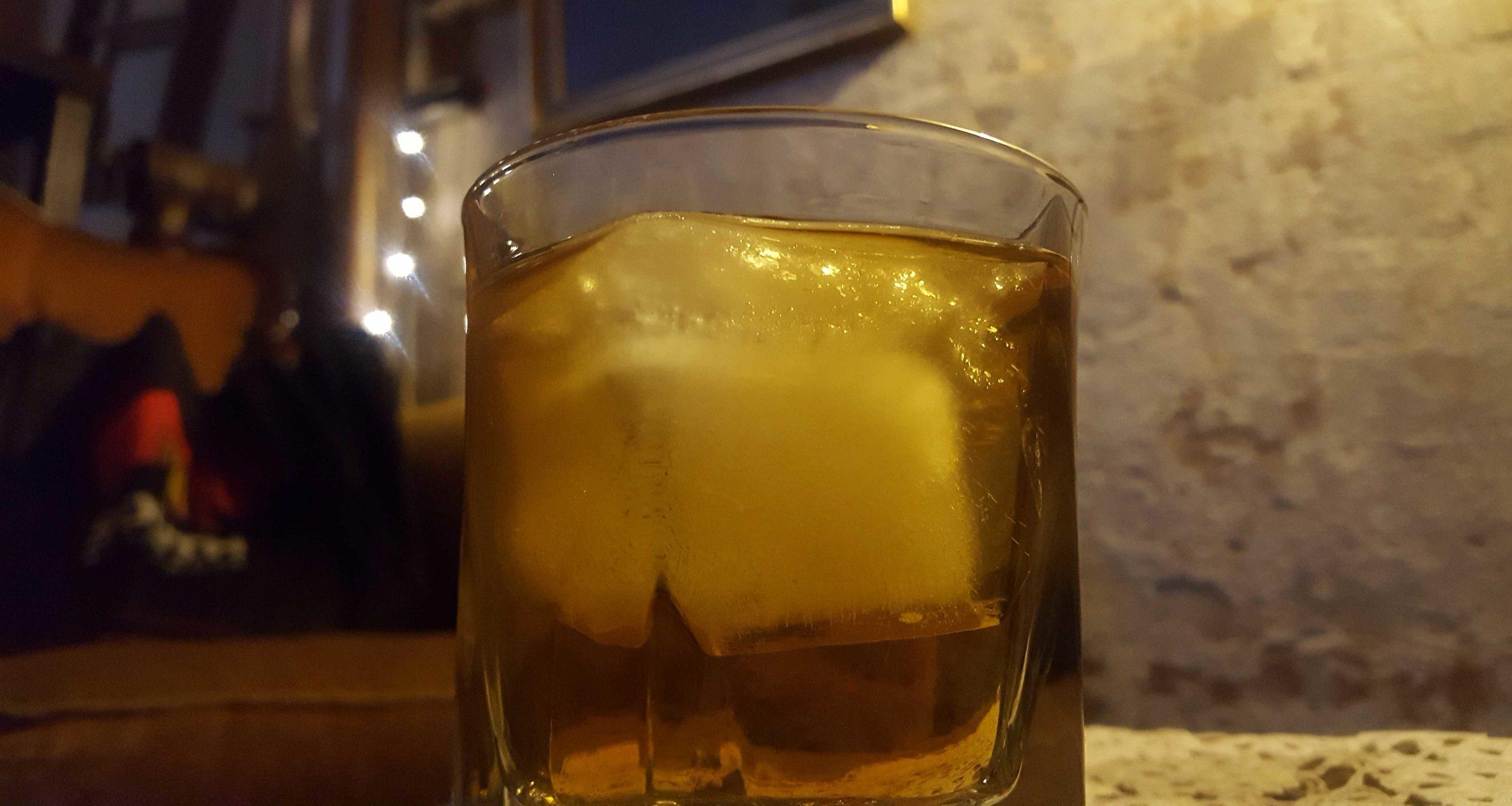 Whisky Breakfast