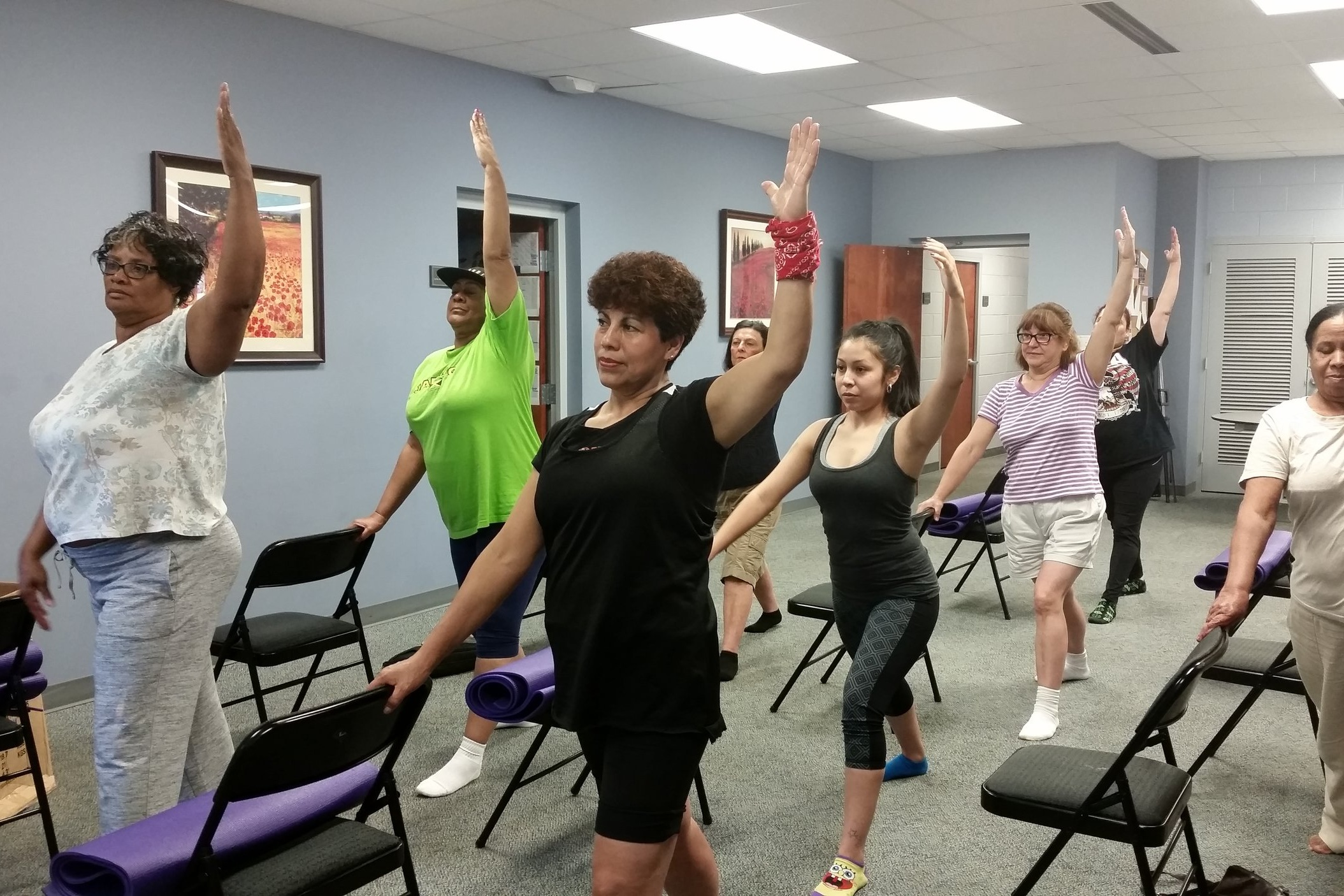 FITNESS CLASSES -