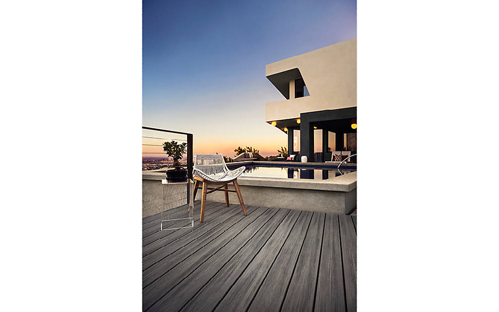 TIMBERTECH - COMPOSITE DECKING - TRANSCEND COLLECTION