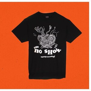 Hit the link in the @harleydavidson bio to purchase a No Show tee. All sales go directly to supporting The No Show builders. #HDNoShow #HarleyDavidson #MamaTriedShow