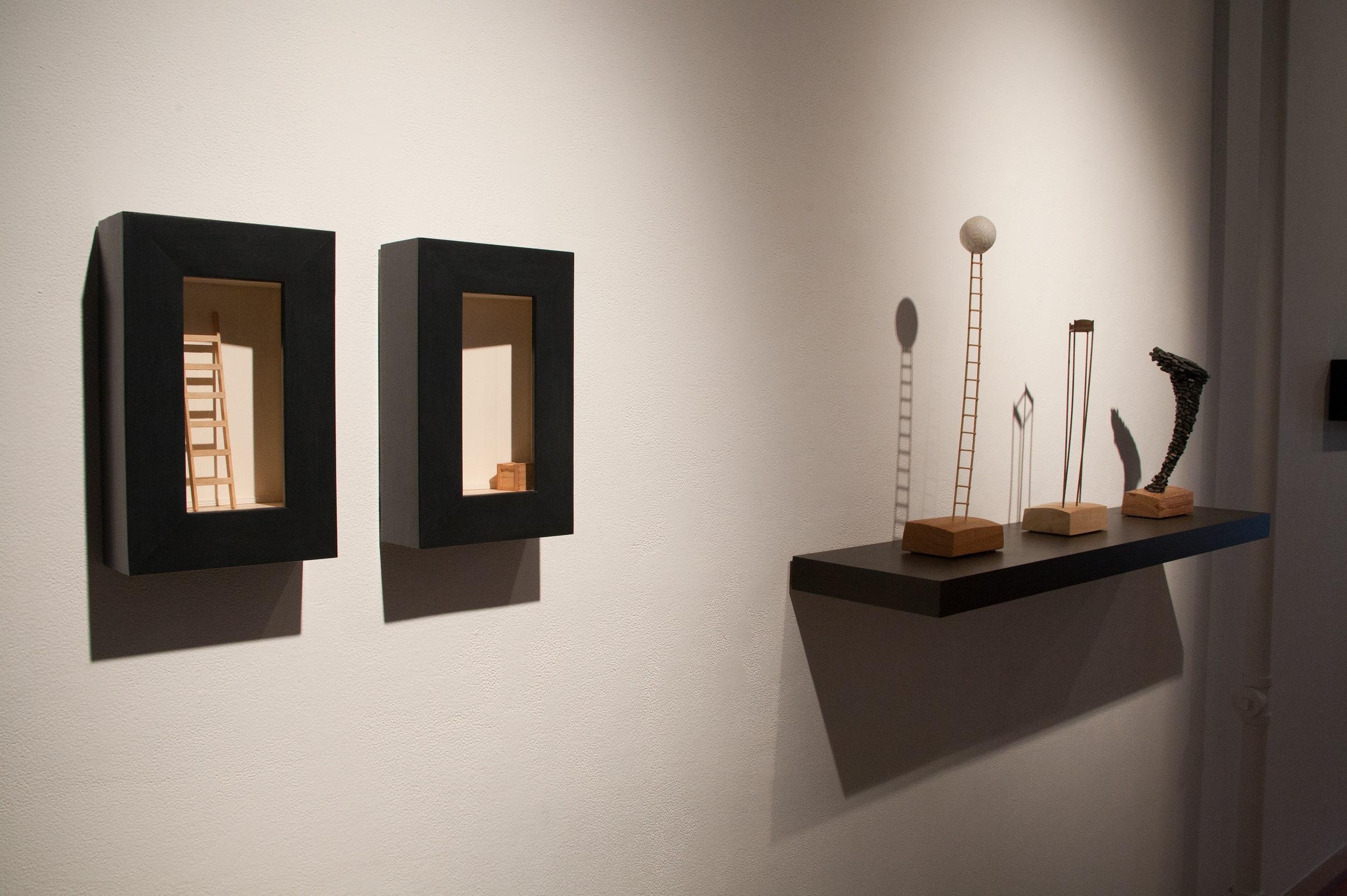 Ghostown exhibition 2012