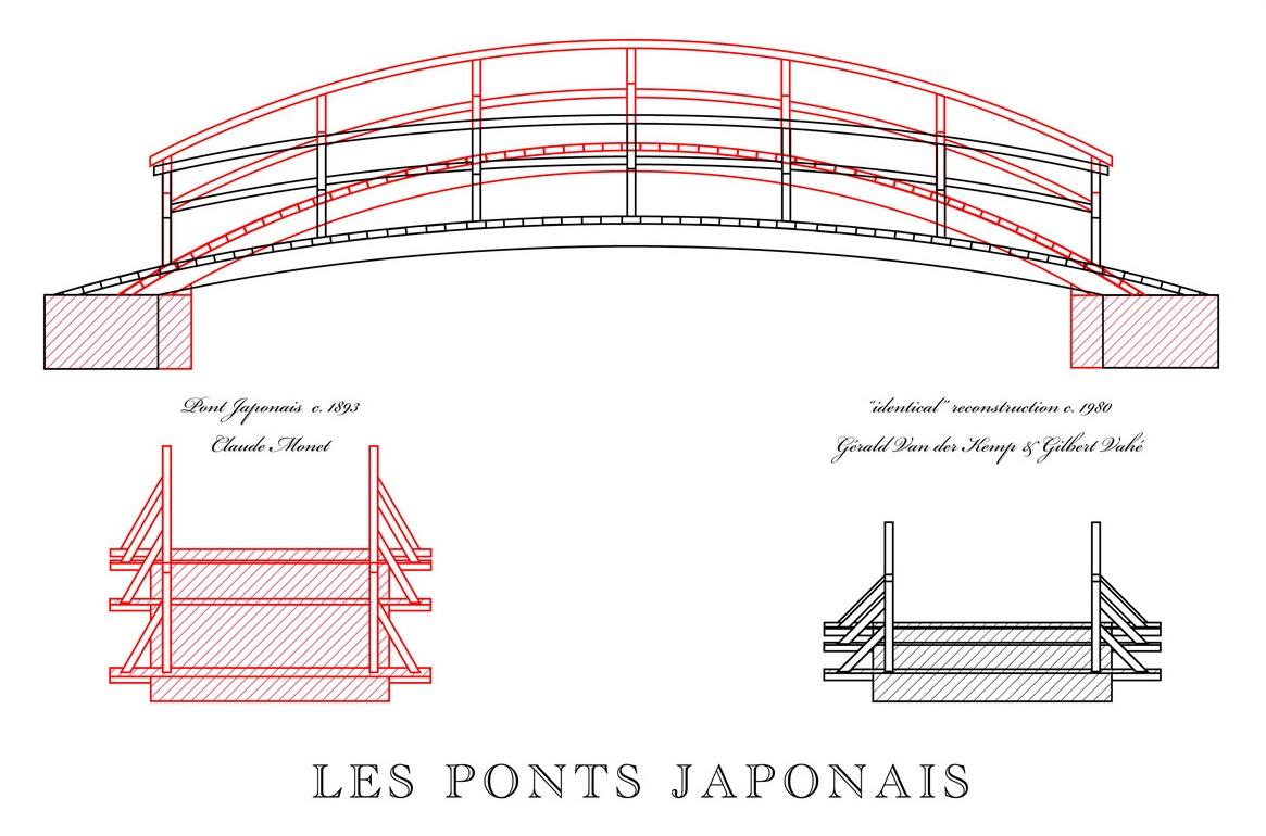 Les Ponts Japonais, 2009
