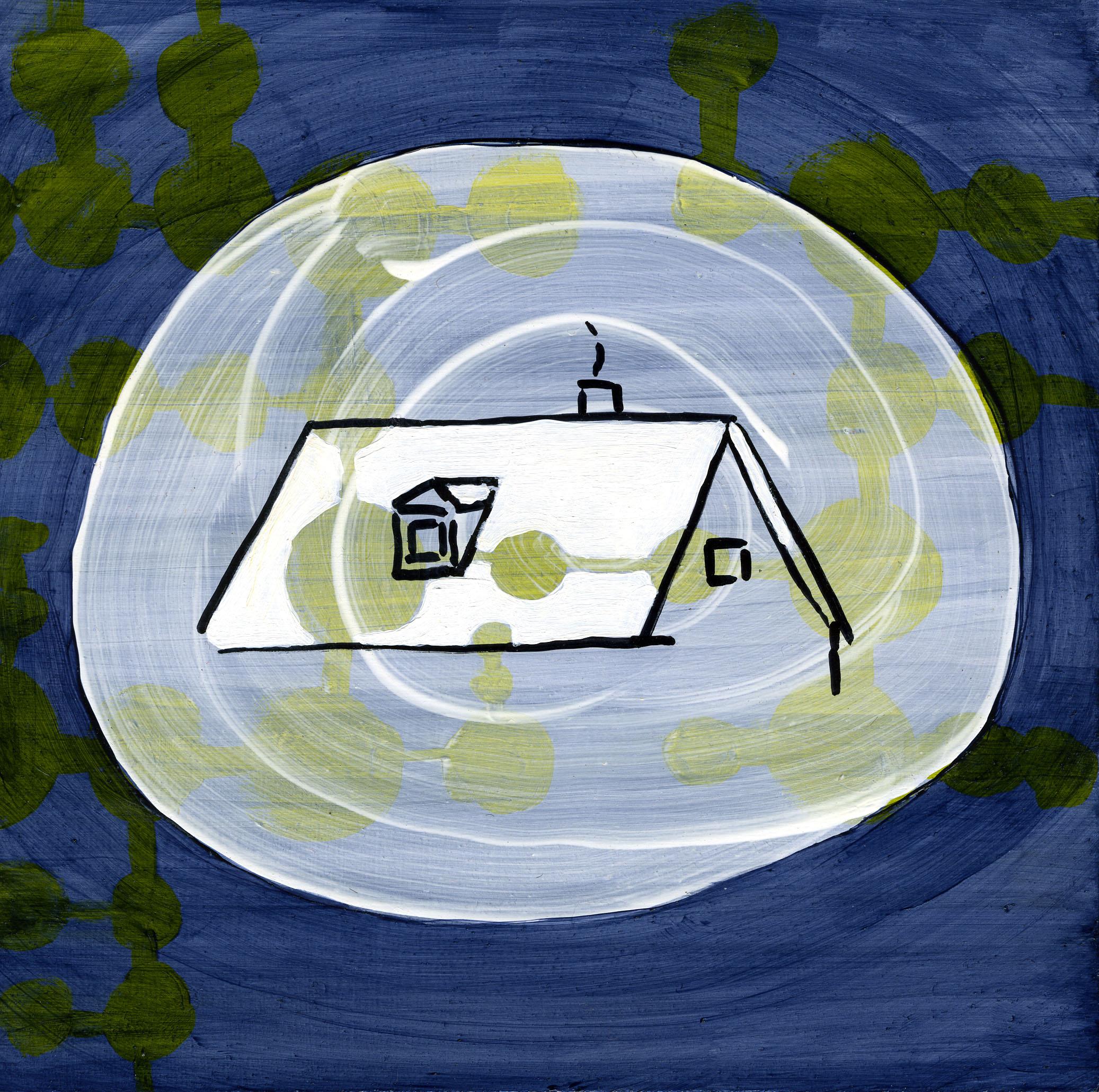 Dormer: Constellation of Understanding #1 2007