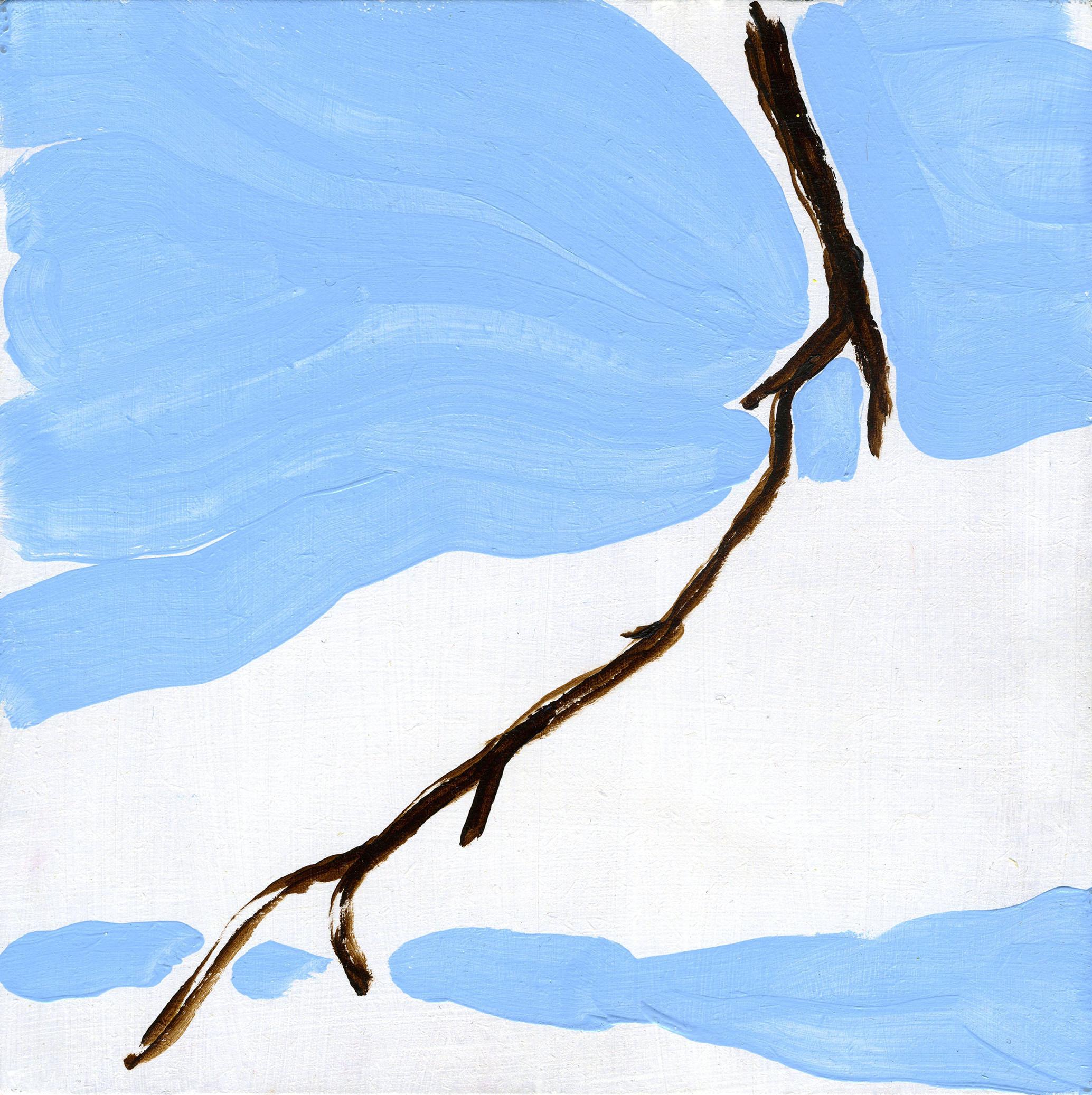 Branch: Constellation of Understanding #8  2011