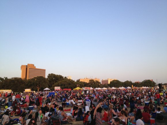 The July 4th Symphony and Fireworks is an Austin Tradition. Free Fireworks, and a Free Live performance by the Austin Symphony. Great food and drinks, and a variety of local Arts & Crafts vendors.