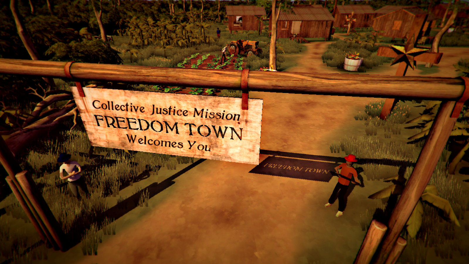 TheChurchInTheDarkness-FreedomTownSign.jpg