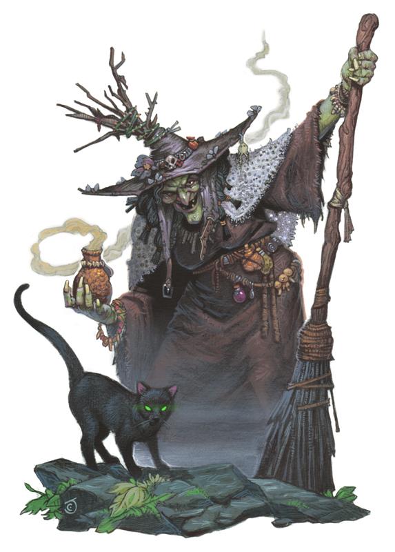 Borovian Witch