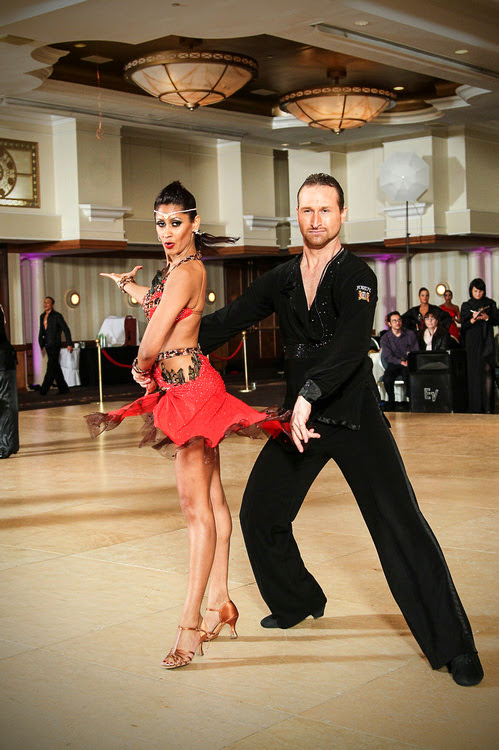 Washington Open Dancesport Competition