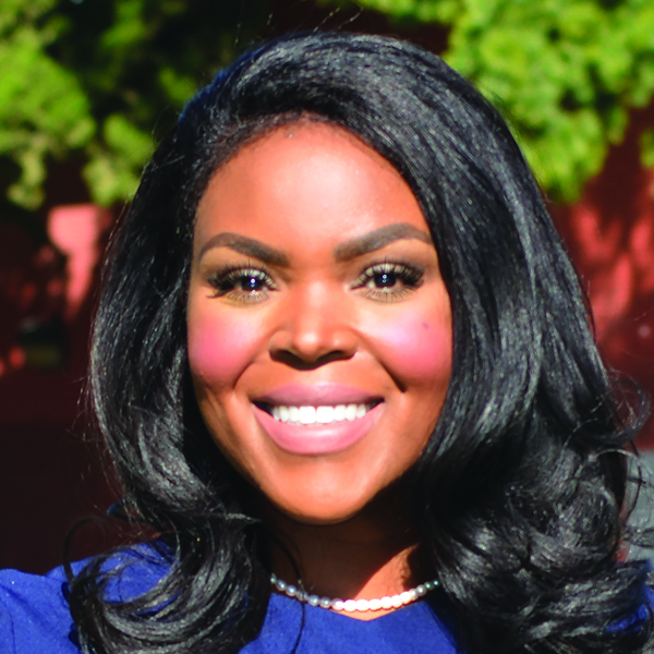Aja Brown   Mayor, City of Compton