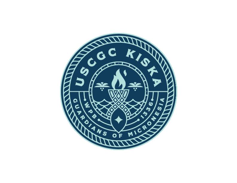 Final Unit Emblem: Pacific Blues