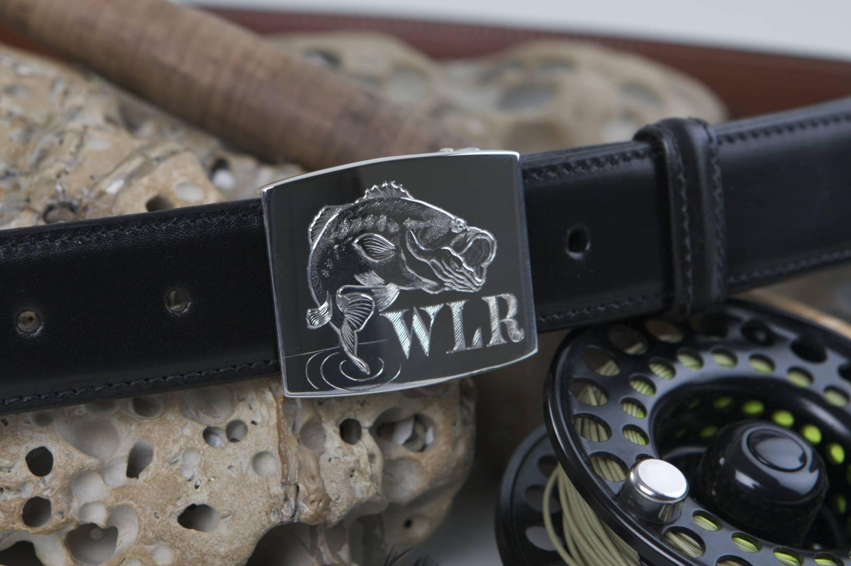 Custom Engraved Keswick Buckle