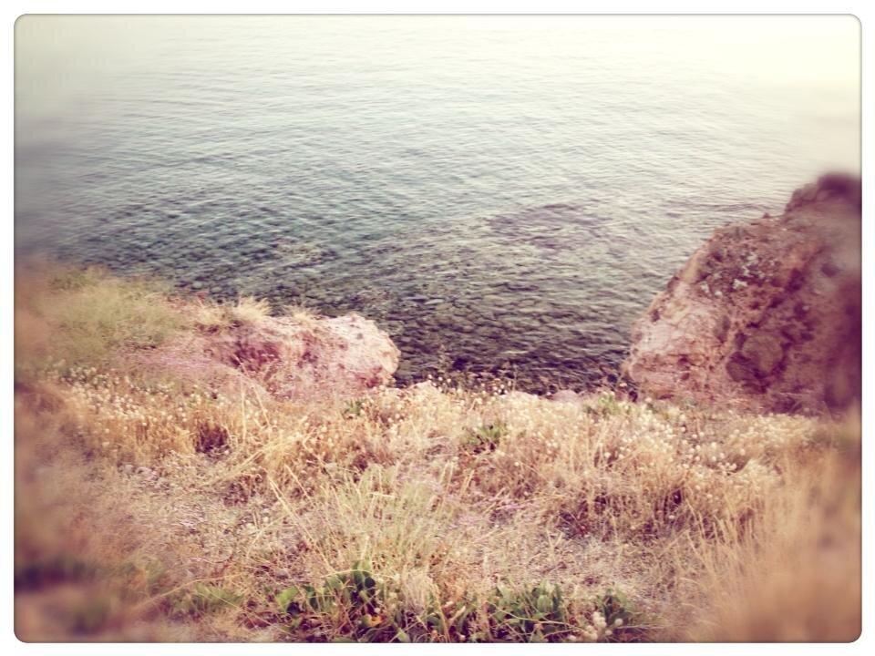Kristine Barrett + Miniatures + Photography + Art + Art History + Greece + Ancient Greek Art + Lesvos