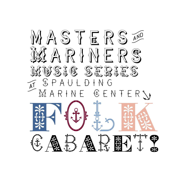 MASTERS and MARINERS Logo + Kristine Barrett + Spaulding Marine Center
