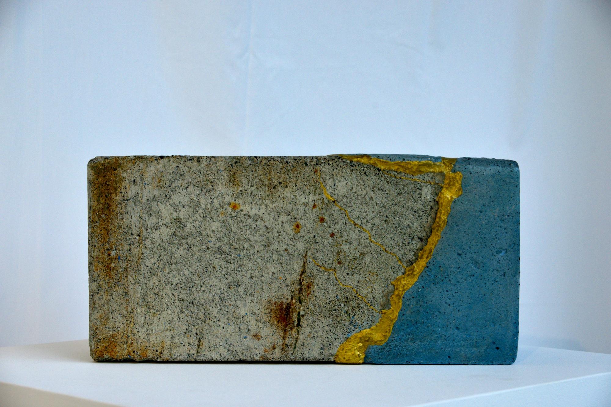 Reclaimed - Cinder block