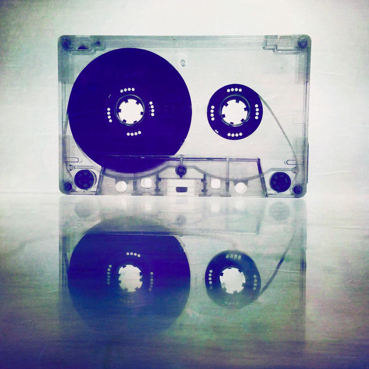 Old School Cassette Tape