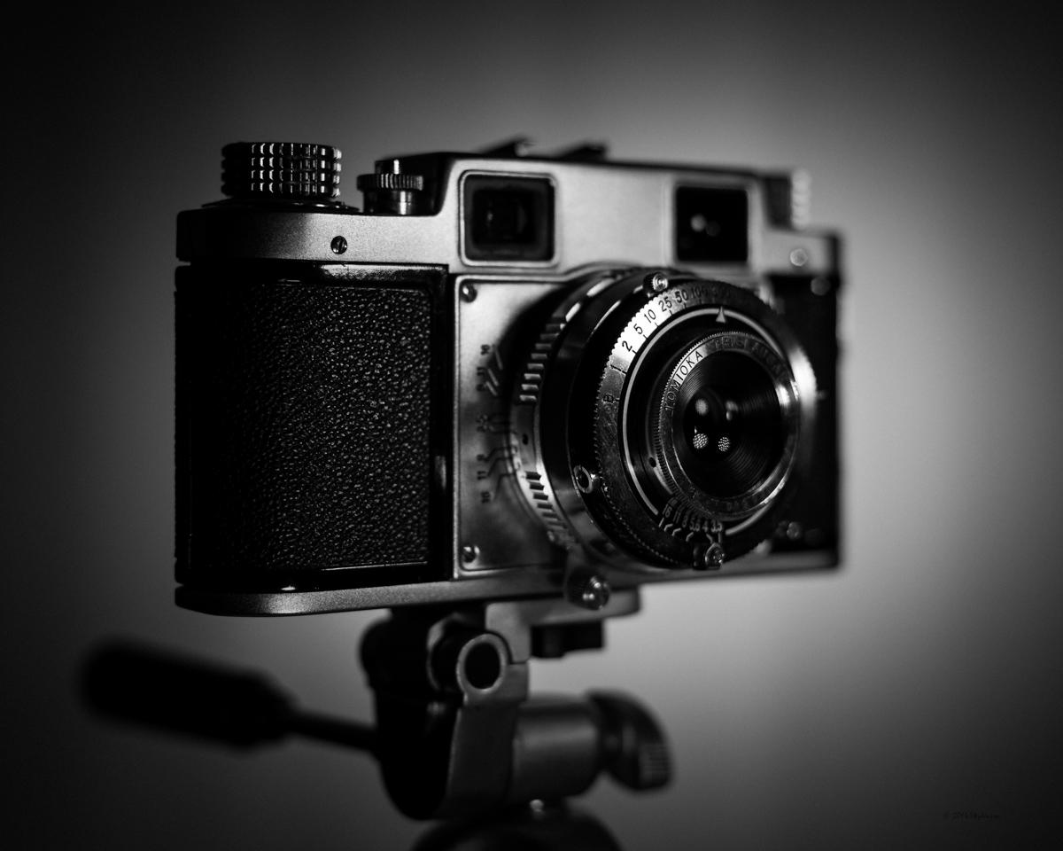 Film Camera Noir