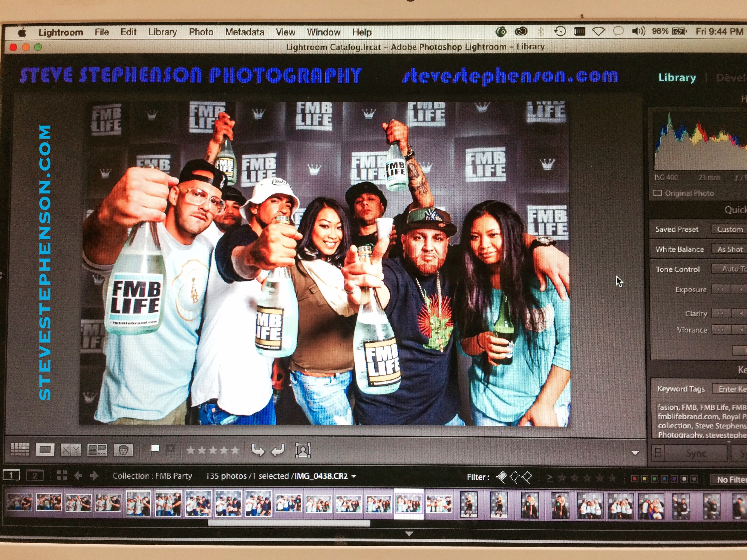 FMB Party Editing