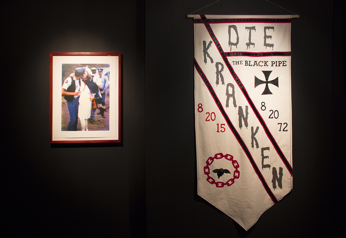 Nurse's List, die Kränken Flag