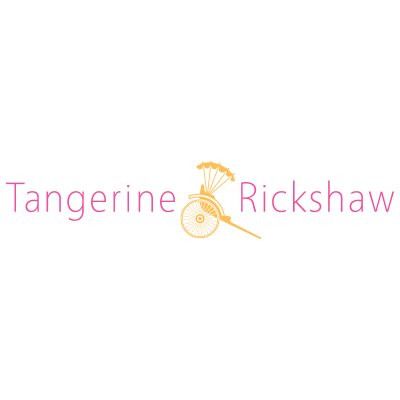 Tangerine Rickshaw Logo