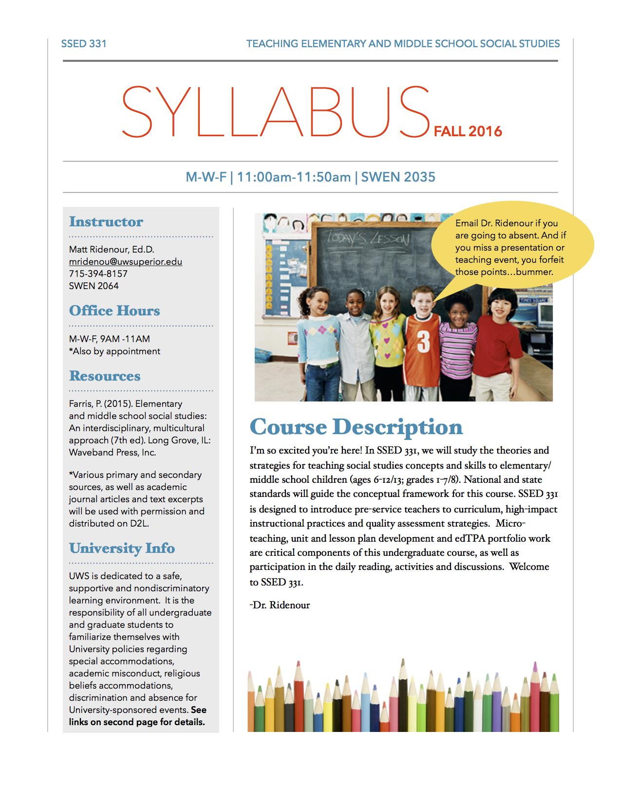 SSED 331 Fall 2016 Syllabus 7:27 Draft (dragged).jpg