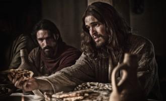 Jesus Christ in Mark Burnett and Roma Downey's  Son of God  (2014)