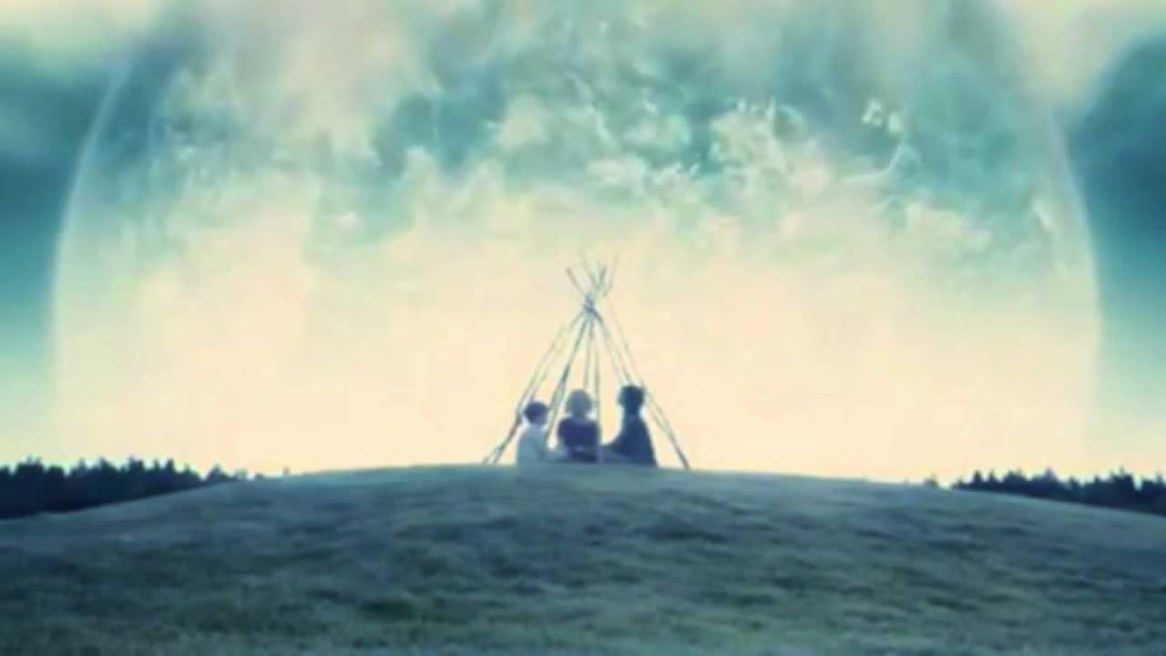 Screenshot from Lars von Trier's Melancholia  (2011)