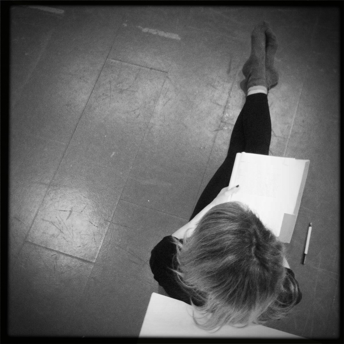 Yippie! rehearsal, 2011