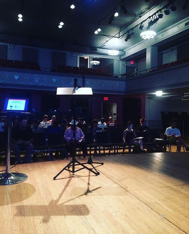 DCA info session at Roulette