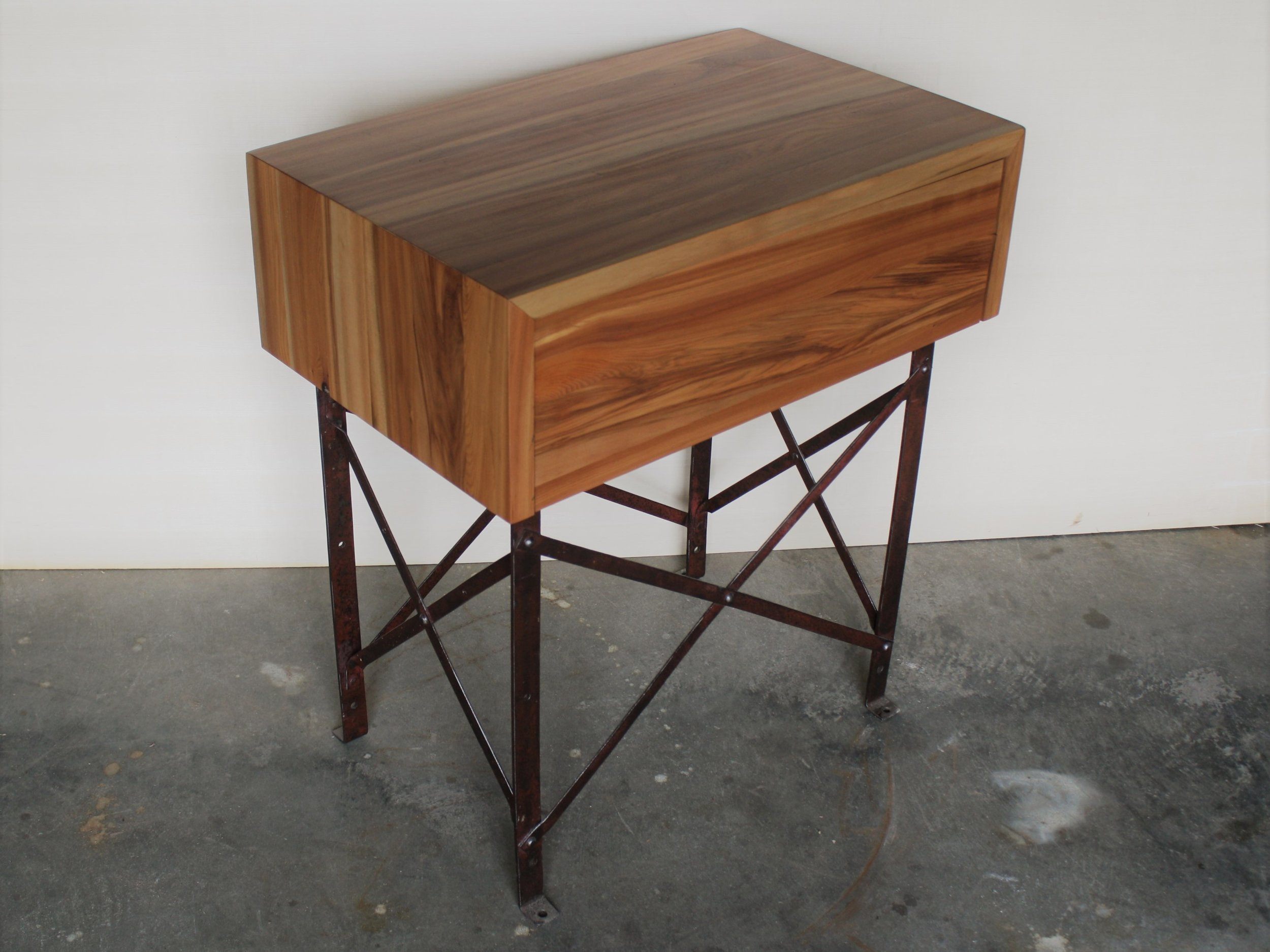 Cypress Entry Table with Drawer.jpg