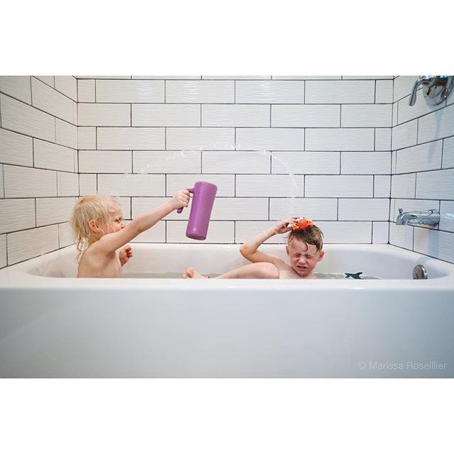 Last weeks bath time shenanigans #my_365_people
