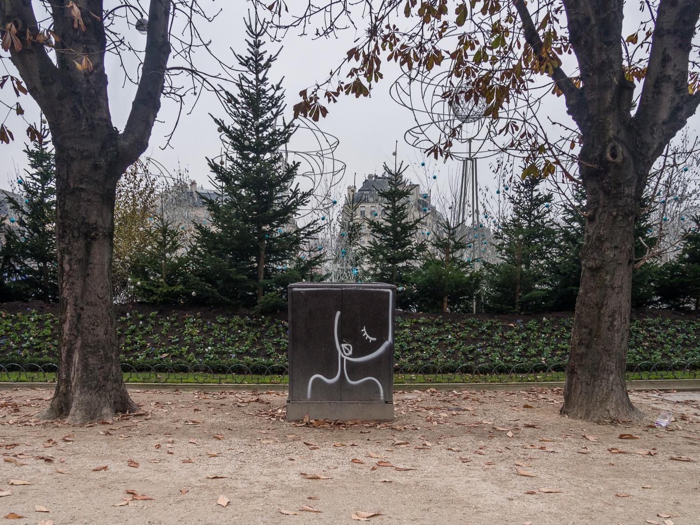 Graffitti Charmante