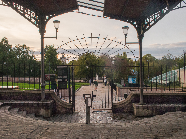 Parc Georges Brassens  15th arr
