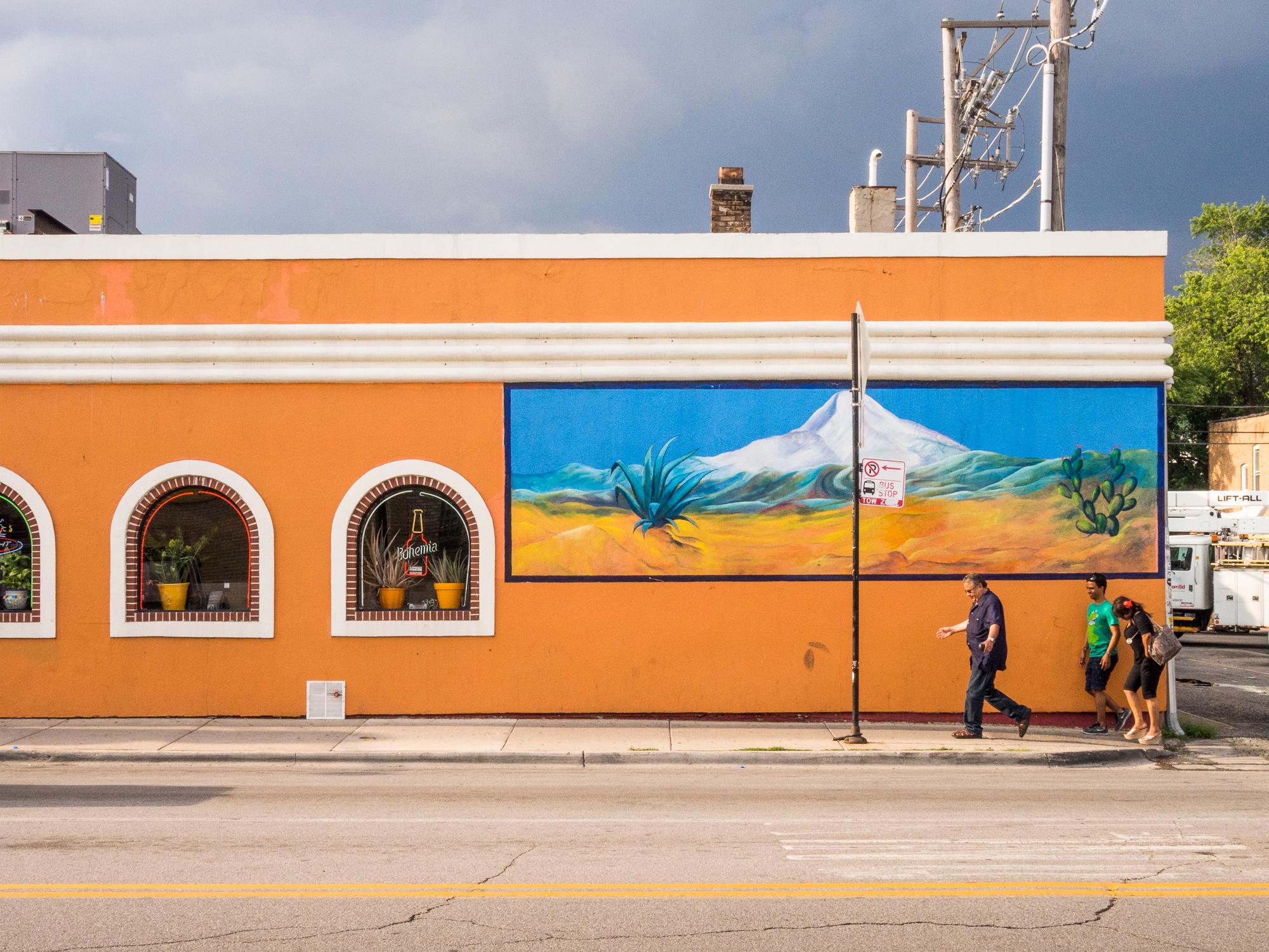 Arturo's Wall Bucktown