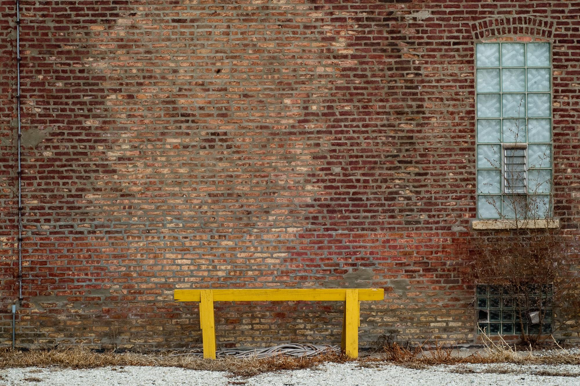 Yellow Bench Bucktown
