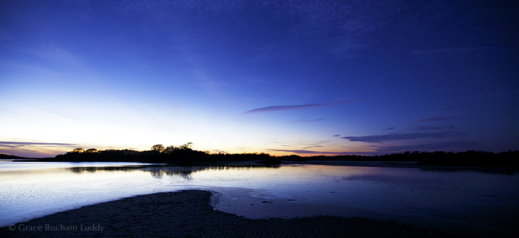 Taken on Great Salt Pond, November 4, 2013.