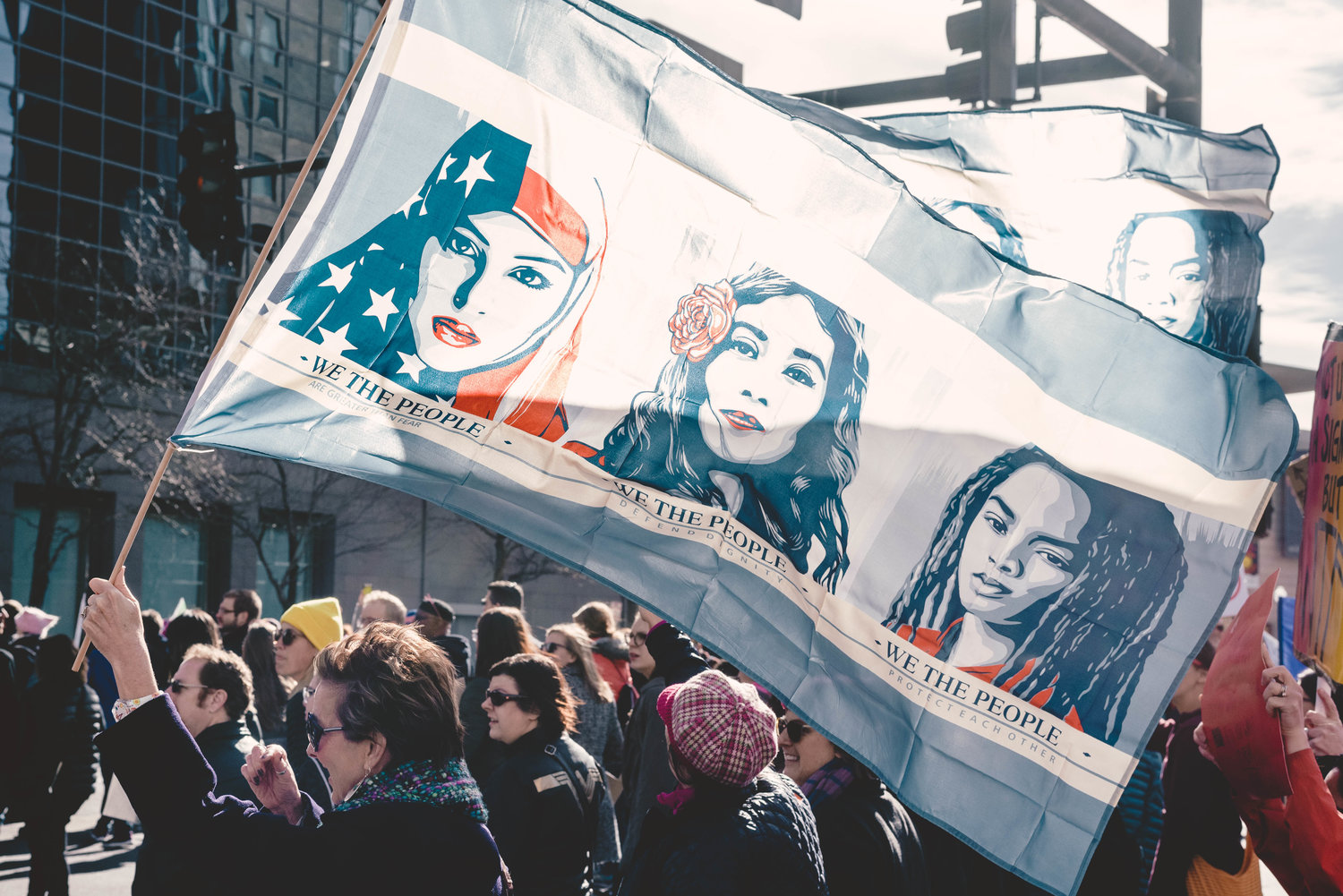 Woman's March 2018