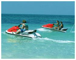 Clearwater Beach - Jet Ski Rentals