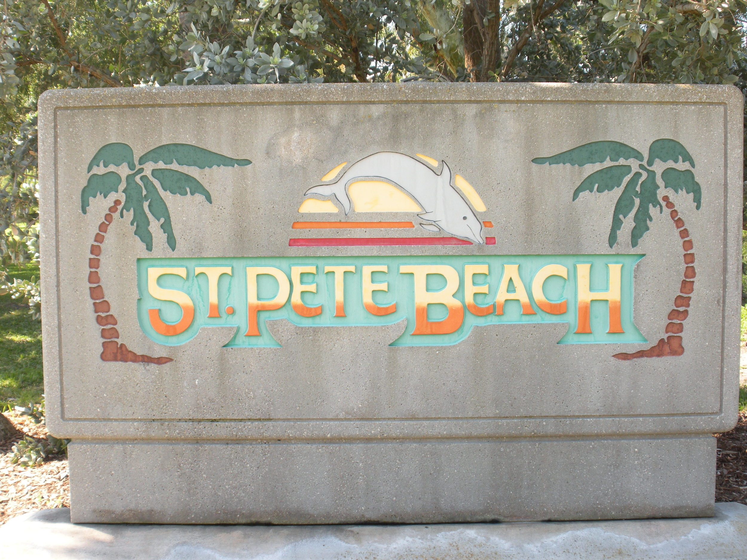 St Pete Beach Welcomes You...