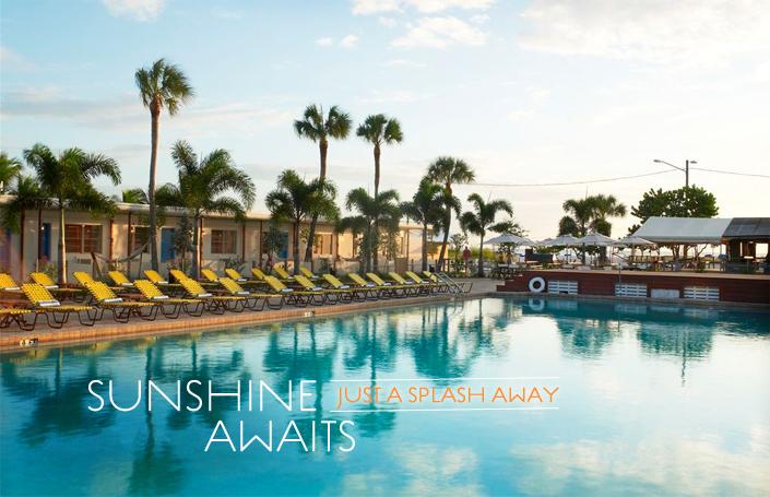 Postcard Inn - St Pete Beach, FL