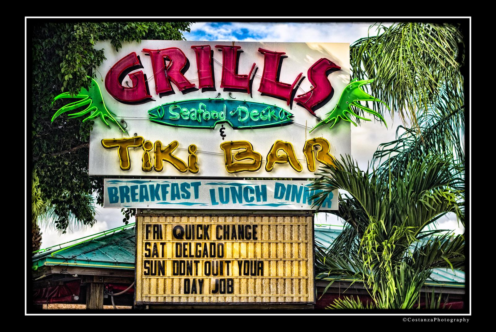 Grills Bar - Cocoa Beach, FL