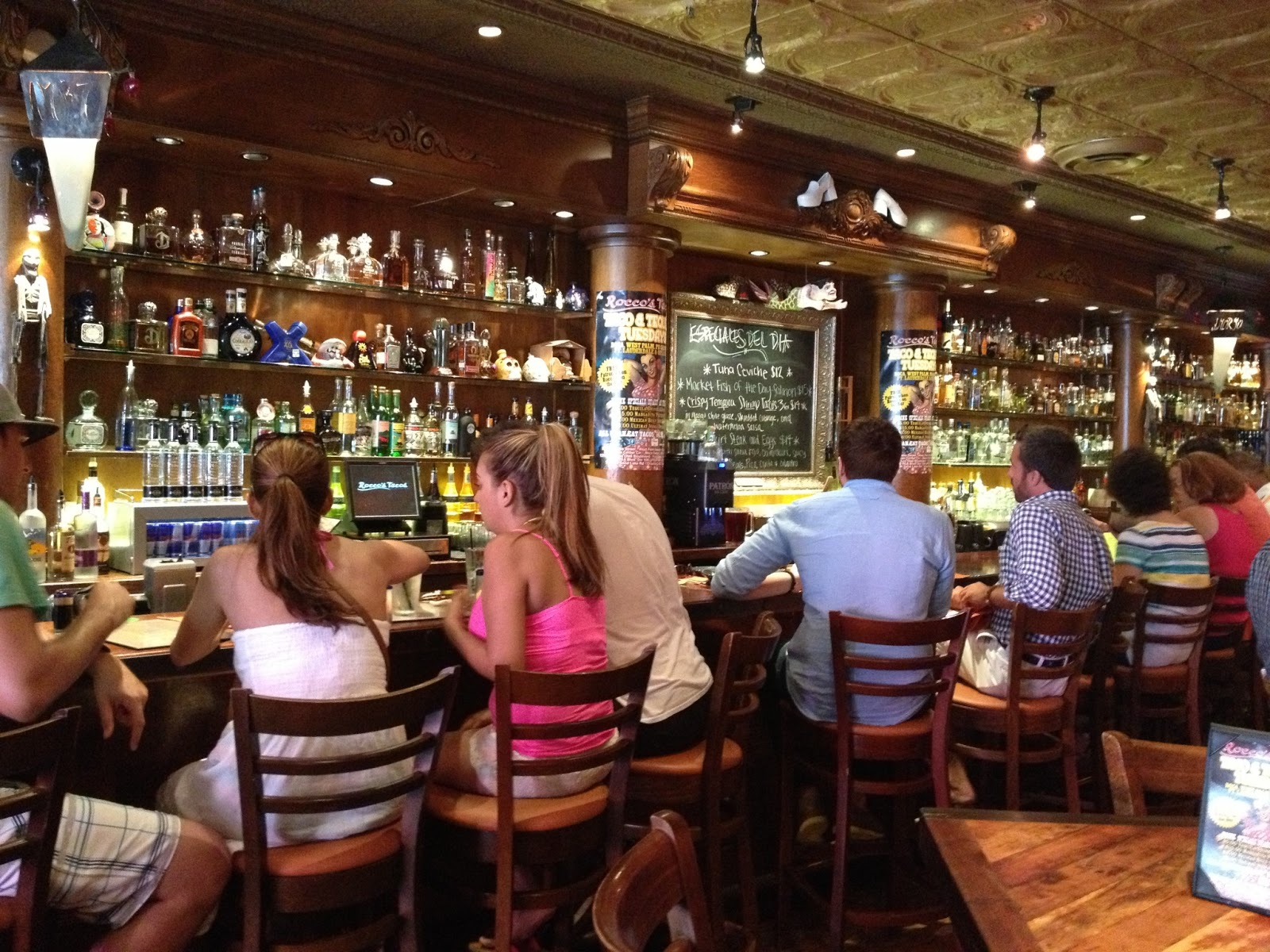 Rocco's Tacos - Clematis Street - West Palm Beach, FL