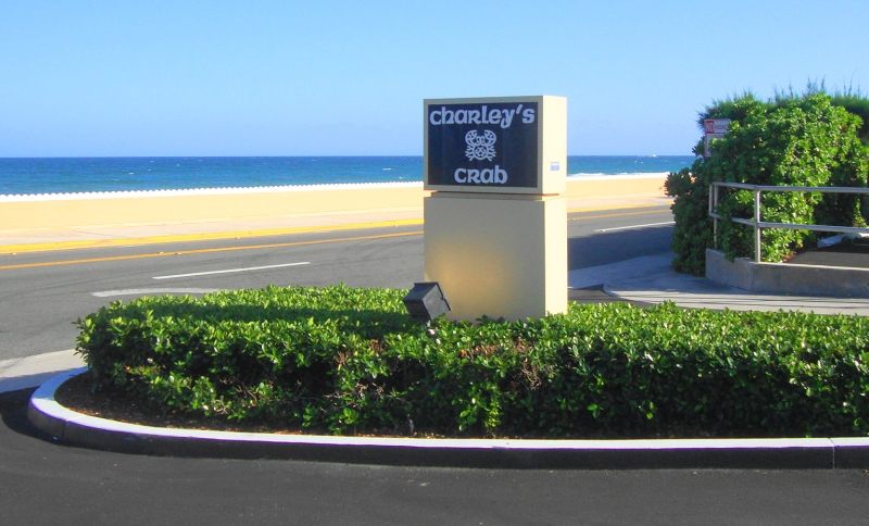 Charley's Crab -Palm Beach, FL