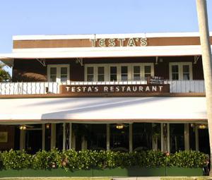 Testa's Restaurant - Palm Beach, FL