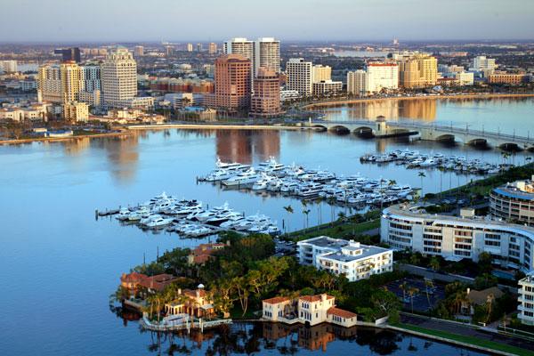 West Palm Beach Marina, FL