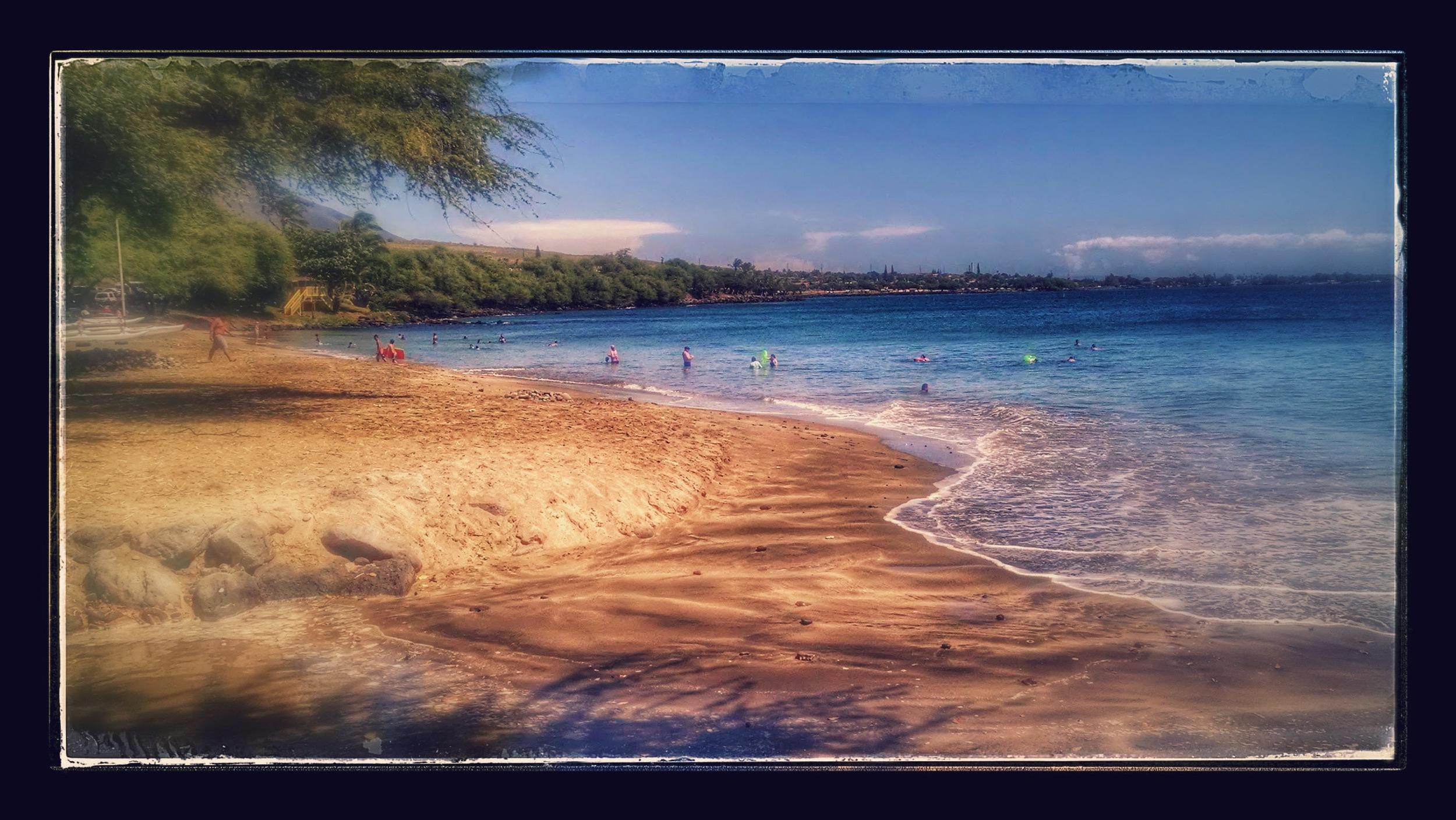Maui Beach - Maui, Hawaii