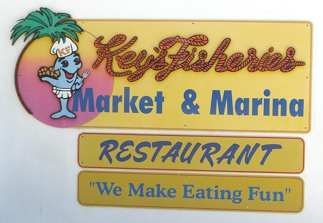 Key West Fisheries, Key West, FL