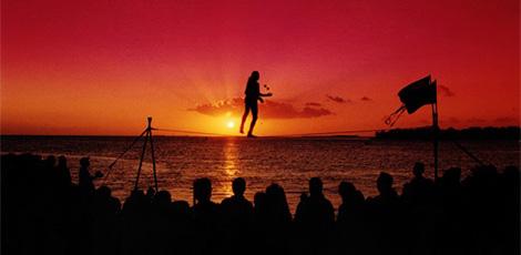Sunset Celebration, Mallory Square - Key West, FL