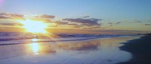 Beach Sunrise - Daytona Beach, FL