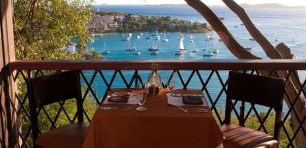 Asolare Restaurant - St. John, Virgin Islands