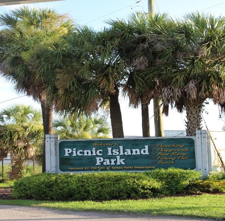 Picnic Island Park